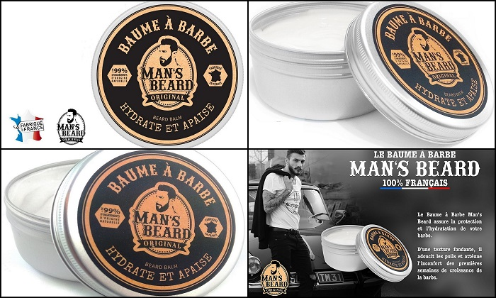Baume de barbe MAN'S BEARD