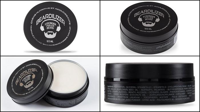 Crème nutritive et adoucissante pour la barbe BEARDILIZER