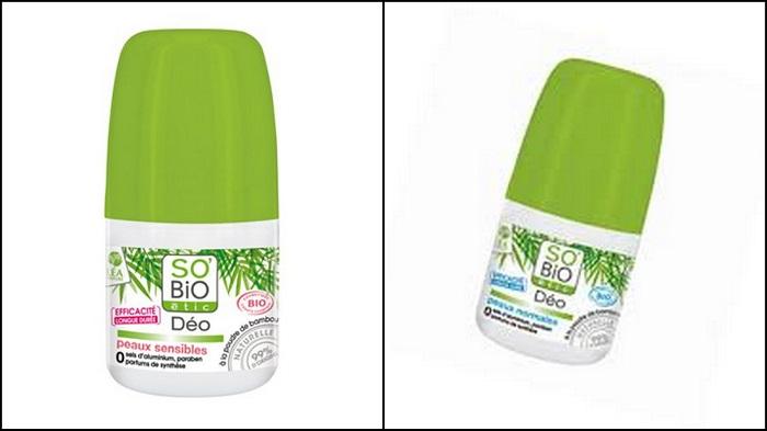 Déodorant à la poudre de Bambou SO'BIO ETIC