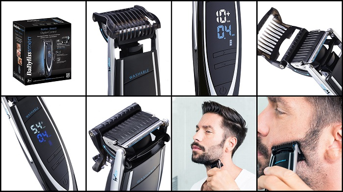 Tondeuse pour barbe BABYLISS E876E