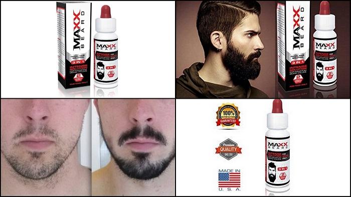 Sérum de croissance de barbe MAXX BEARD