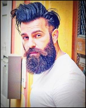 Les démangeaisons de barbe