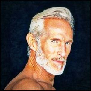 Un gène responsable des poils de barbe gris ?