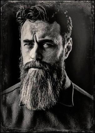 Qu'est-ce qui définit une grosse barbe ?