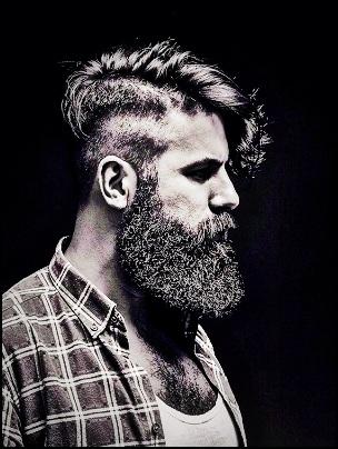 Bien dormir favorise la croissance de la barbe