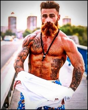 Pratiquer un sport favorise la croissance de votre barbe