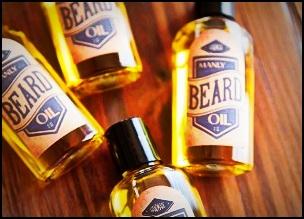 Choisissez une bonne huile à barbe