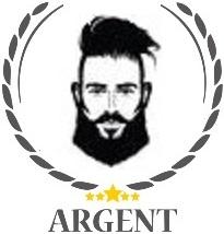 ARGENT. Ce produit est le second meilleur choix de sa catégorie selon l'équipe Barbedeviking