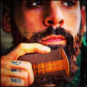 Pourquoi utiliser un peigne à barbe ?