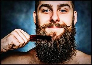 Erreur n°3 - Avoir une barbe et une moustache négligées