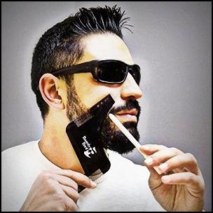 Astuce n°4 - Comment tailler la barbe au niveau des joues ?