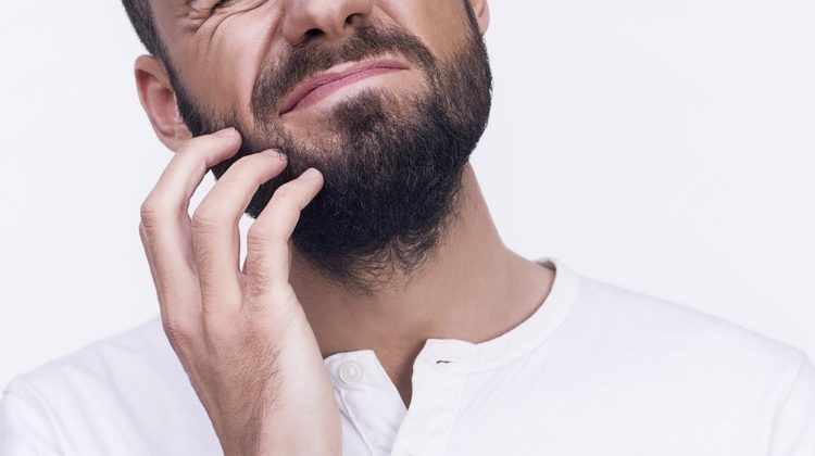 Causes courantes d'une barbe irritante