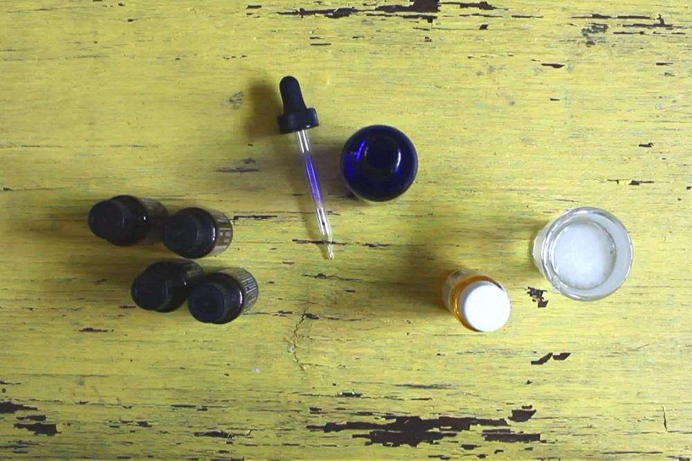 3 recettes d'huile à barbe