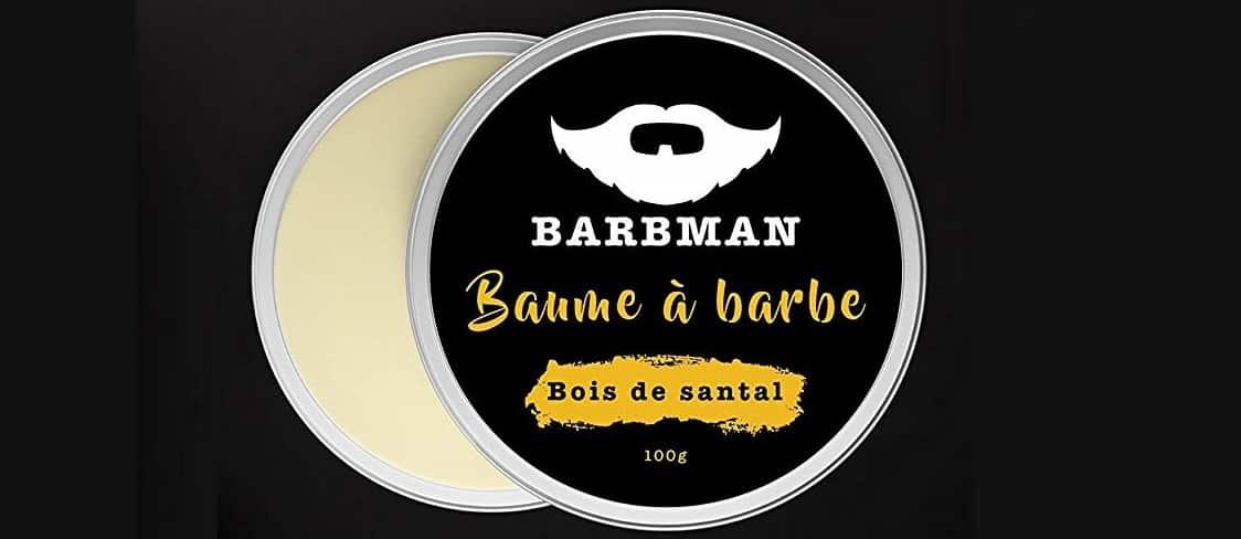 Baume à barbe Barbman
