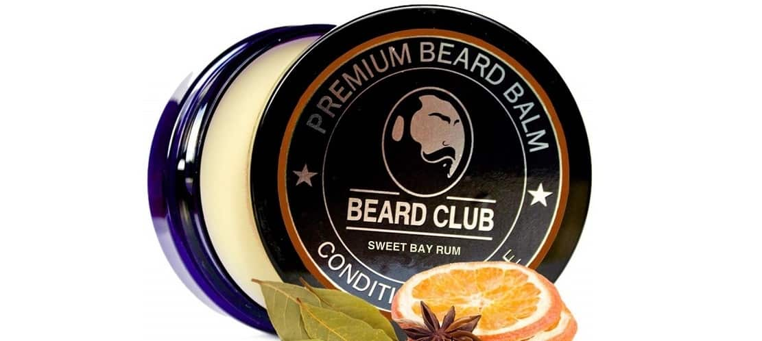 Baume à barbe Beard Club