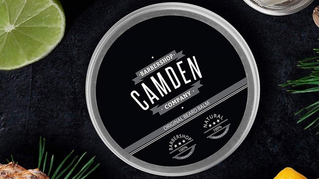Baume à barbe Camden