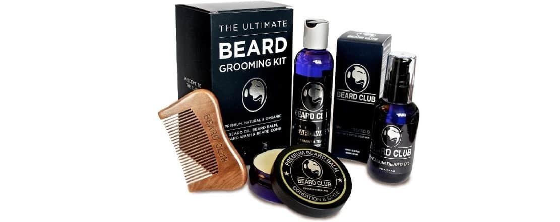 Coffret d'entretien pour la barbe Beard Club
