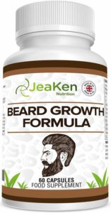 JeaKen Beard Growth Formula
