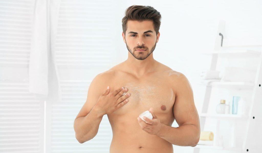 Les 3 meilleures crèmes dépilatoires pour homme