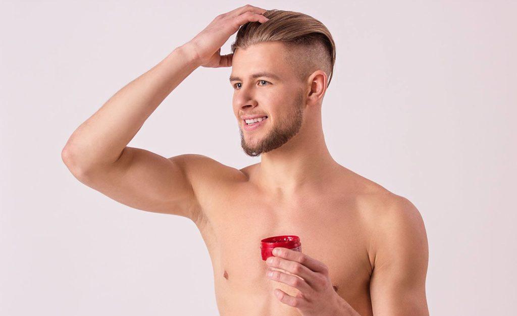 Les 5 meilleures cires coiffantes pour homme