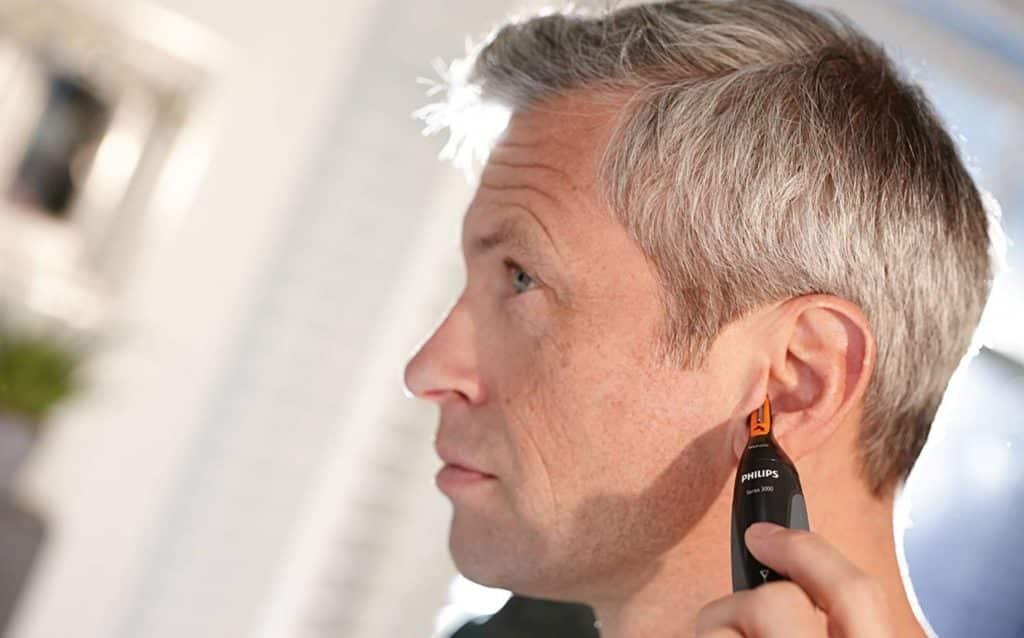 Les 5 meilleures tondeuses nez-oreilles