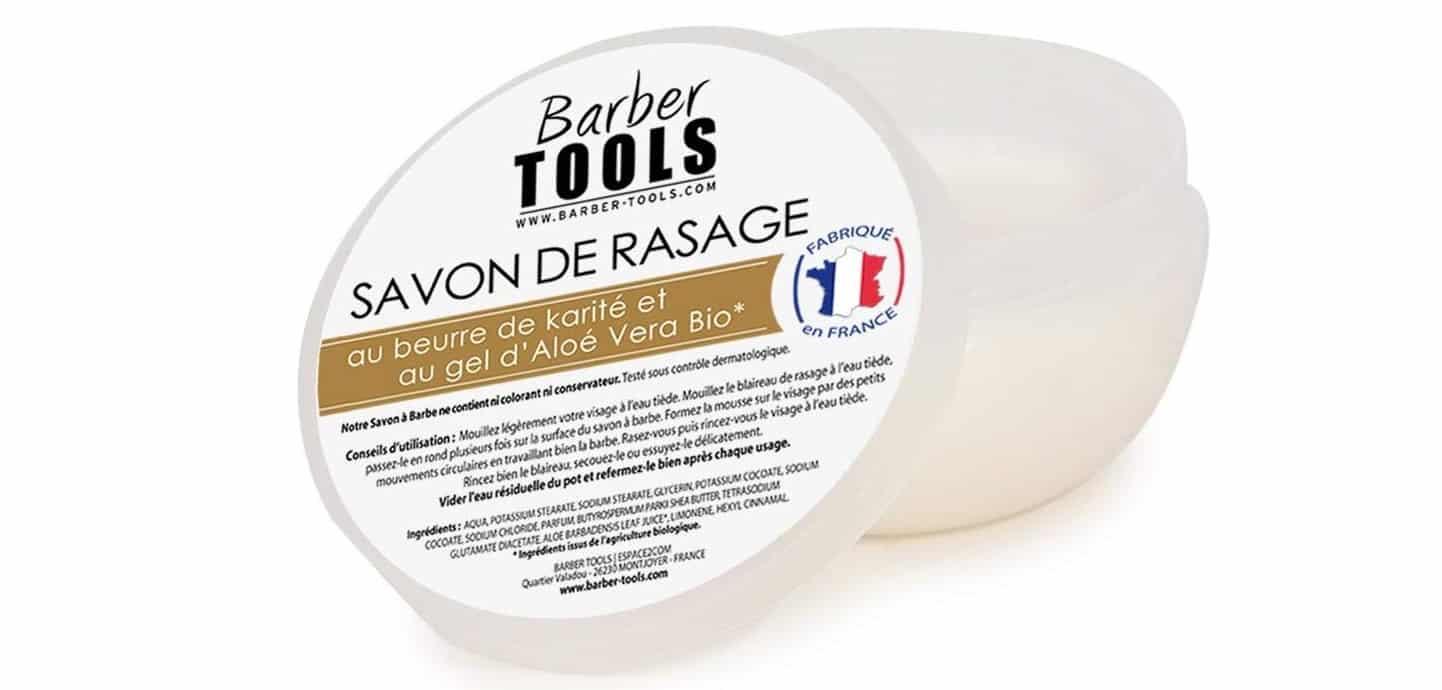 Savon de rasage Barber Tools