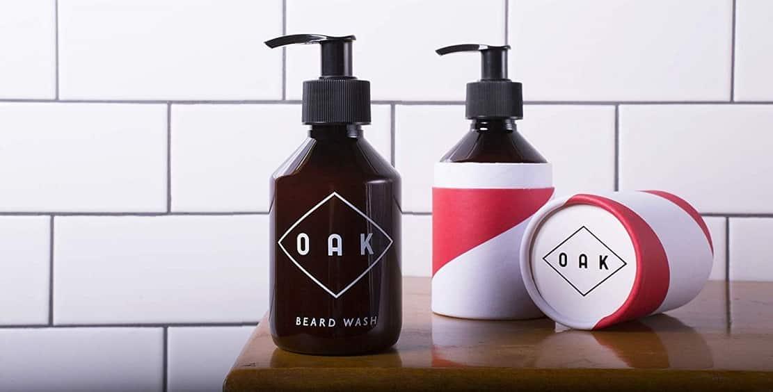Shampoing à barbe OAK