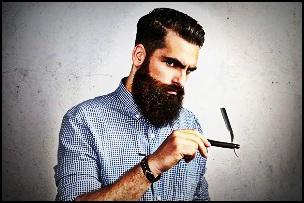 Comment tailler votre barbe au rasoir droit ?