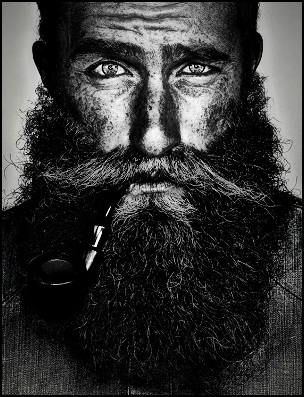 Grosse barbe : comment ressembler à un bûcheron ?