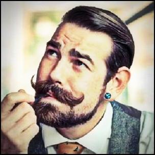 Comment faire pousser une moustache en guidon ?
