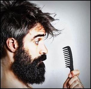Pourquoi devez-vous peigner votre barbe ?