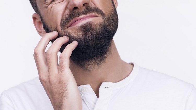 Causes courantes d'une barbe irritante